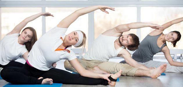 Equilibrium ( tecnica Pilates ) INFINITY